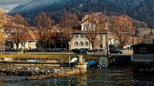 Villeneuve - Suisse