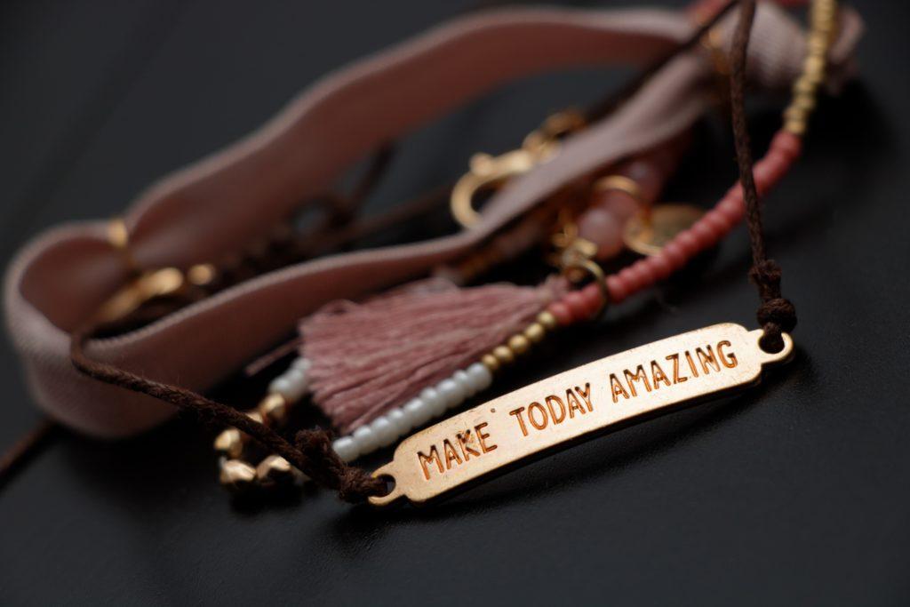 Bracelet cadeau souvenir