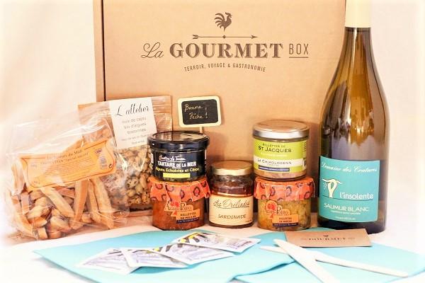 Box apéro La Gourmet Box