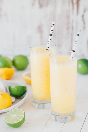 au détoxifiante au citron