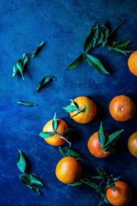 clémentine automne fruit
