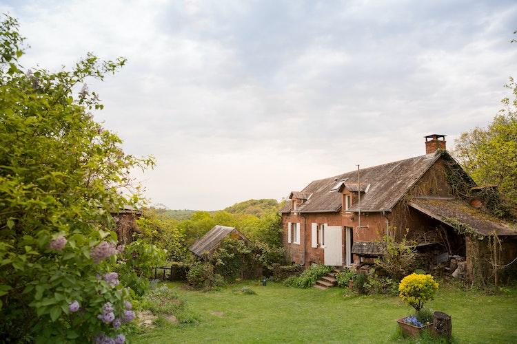 Maison de vacances en France