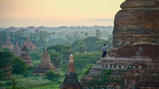 voyager en Birmanie