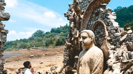 voyage au srilanka et les temples bouddhistes