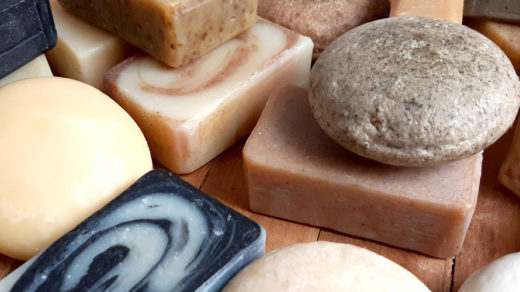 shampoing solide et cosmetique bio